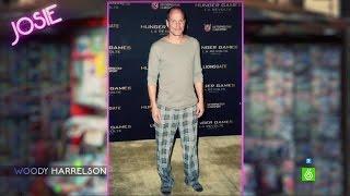 """Josie: """"El único que se puede poner pijama en una premiere es Woody Harrelson"""""""