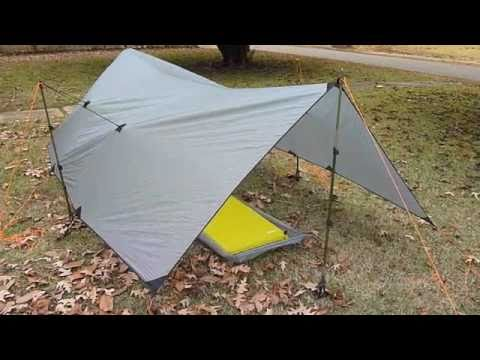 & MYOG Silnylon Bathtub Floor - YouTube