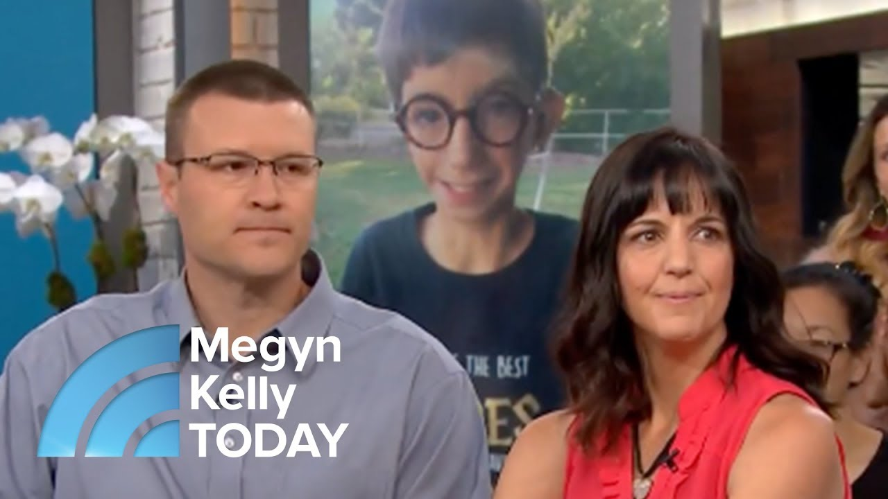 cc00e1d33 Why A Mother's Powerful Post About Her Child With Special Needs Went Viral  | Megyn Kelly TODAY