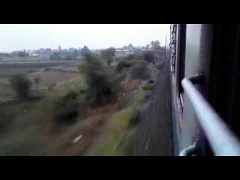 Bbs to Mumbai ltt super fast express nashik rout