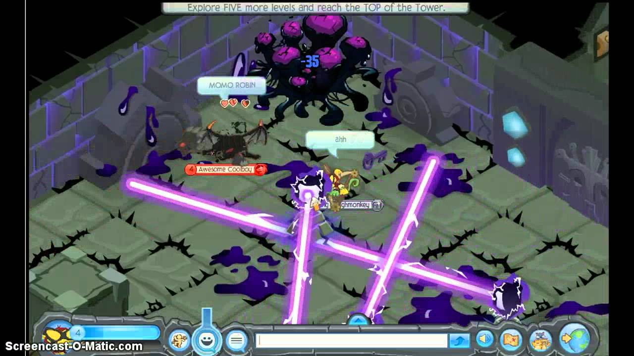 Animal jam prizes for the great escape normal