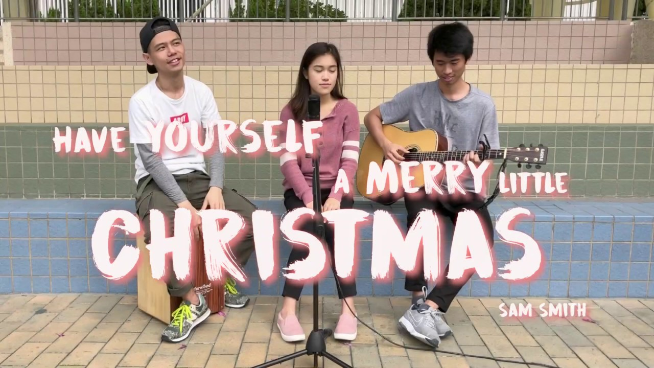 Sam Smith - Have Yourself A Merry Little Christmas (Covered by Promised Land)