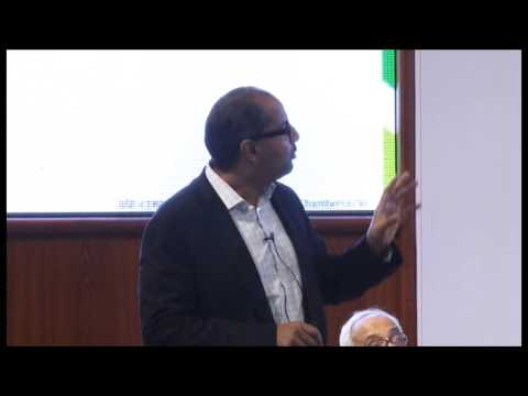 Talk by Dr. Tarun Ramadorai on INVESTOR LEARNING IN THE INDIAN STOCK MARKET