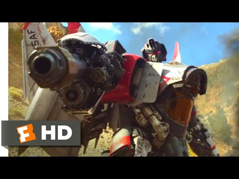Bumblebee (2018) - Bumblebee Vs. Blitzwing Scene (2/10) | Movieclips