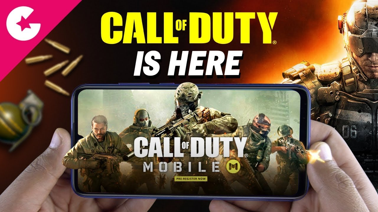 Call Of Duty Mobile Is Finally Here Gameplay How To Download Youtube