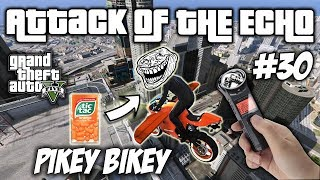 HILARIOUS! I Dont Know What Language This Is! - Attack Of The Echo #30 - GTA 5 TROLLING