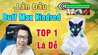 Lần Đầu Buff Max Kindred | Gánh Team Phê Vãi - TOP 1 Là Dễ | Đấu Trường Chân Lý - Lol Auto Chess Video