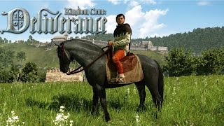 Kingdom Come: Deliverance Alpha 0.4 - Horses & Sword Combat