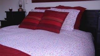 Decoración de camas matrimoniales Facil...