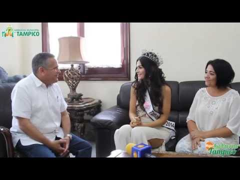 NUESTRA BELLEZA TAMAULIPAS DIGNA REPRESENTANTE TAMPIQUEÑA EN NUESTRA BELLEZA MEXICO