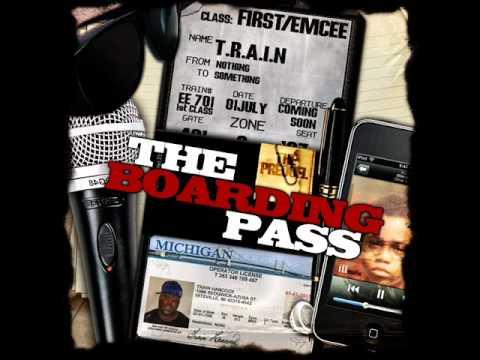 T.R.A.I.N - Boarding Pass:The Prequel - Rockstar 201 feat Rihanna