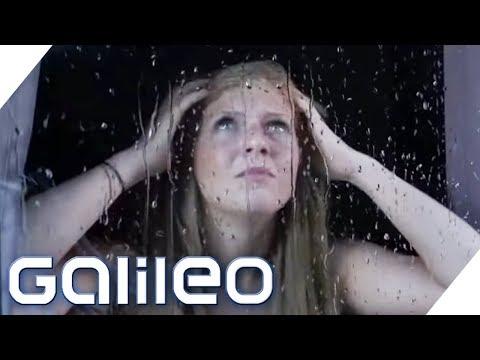 So verhält man sich bei einem Unwetter richtig | Galileo | ProSieben