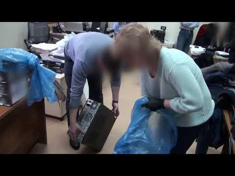 Обыски по делу  Натарова