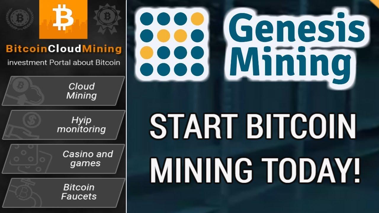 Genesis Mining Start Bitcoin Mining Today -