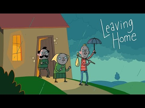 Leaving Home | A Tragicomedy