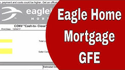 Eagle Home Mortgage - Real Good Faith Estimate