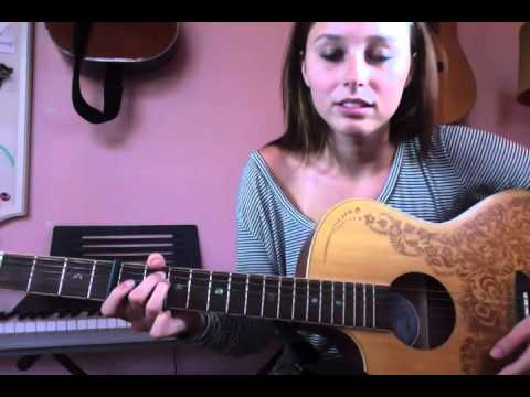How To Play Need You Now By Lady Antebellum Easy Acoustic Guitar