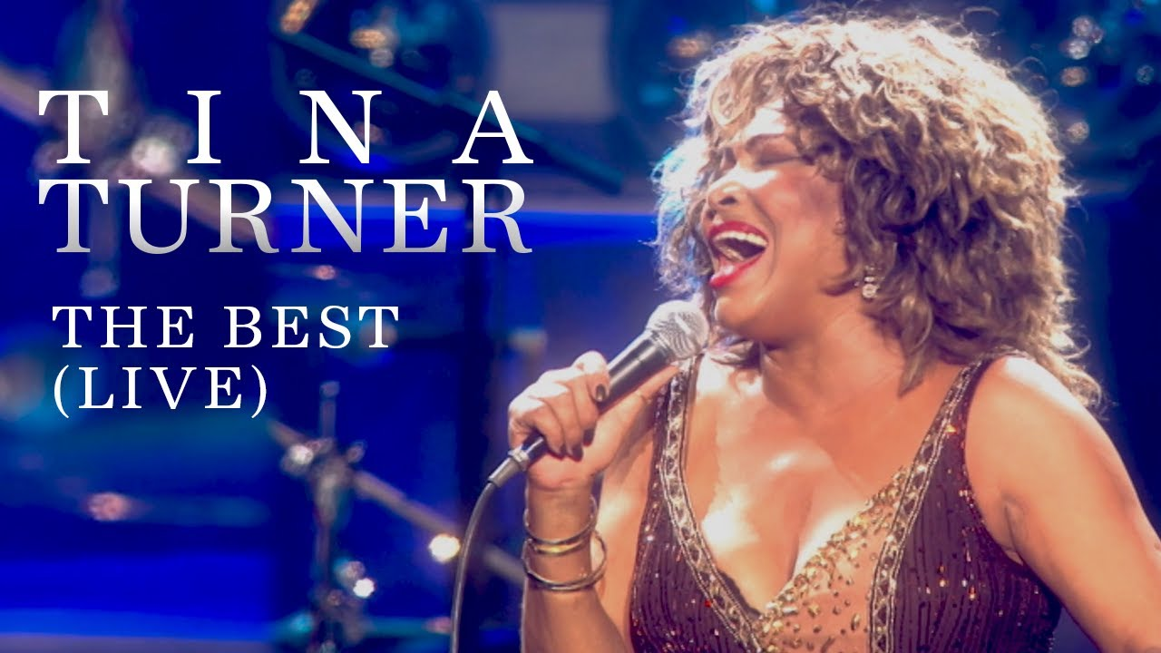 Tina Turner The Best Official Music Video Hd Remastered Youtube