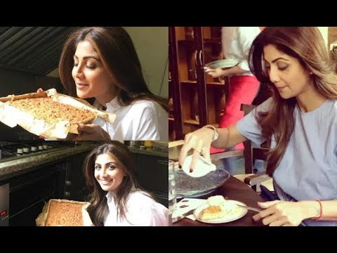 "Shilpa Shetty's effort to bring the focus on the Indian kitchen for fitness. ""I have tried to ...."