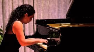 """F.Chopin - Sonata b-moll No.2 op.35 Grave-Doppio movimento. Irina Chistiakova. """"Musical Summer"""" 2015"""