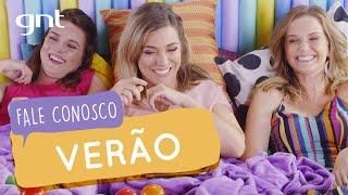 O verão que a Júlia Rabello ama: bons drinks, ar condicionado e estreias | Fale Conosco | #105
