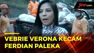 Kecam Prank Ferdian Paleka, Vebrie Verona Berbagi Sembako - JPNN.com