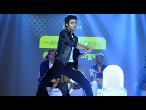 Raghav's SLOW MOTION Dance Live | ABCD 2 Promotions