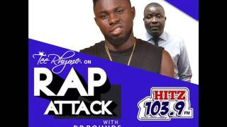 Gambar cover Tee Rhyme on Rap Attack With Dr Pounds Hitz 103 9 fm