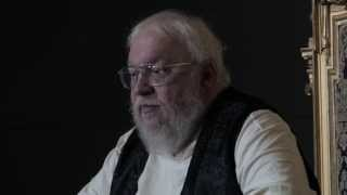 George R. R. Martin on how he comes up with his characters