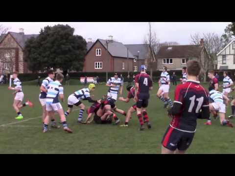 Hampshire v Sussex U16s, 19 Feb 2017 (67-12)