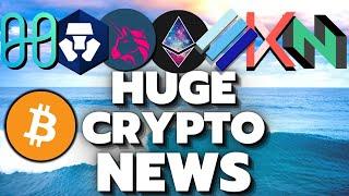 HUGE CRYPTO NEWS! Ethereum 2.0 & EIP-1559, Crypto.com, Uniswap, Harmony Protocol, Kava
