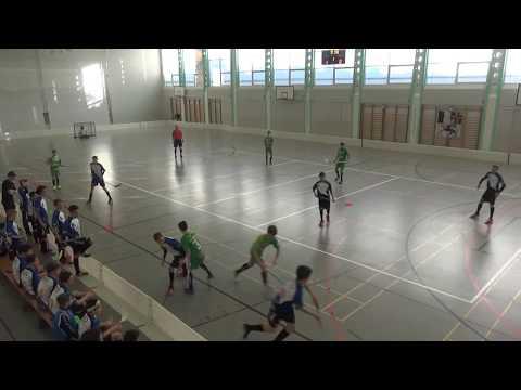 U15 Zürich - U15 St.Gallen/Glarus/Appenzell (Full Match)