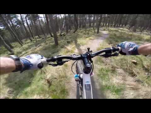 A Visit To The Glenlivet Bike Trails 08.05.16 - The Long Red Route