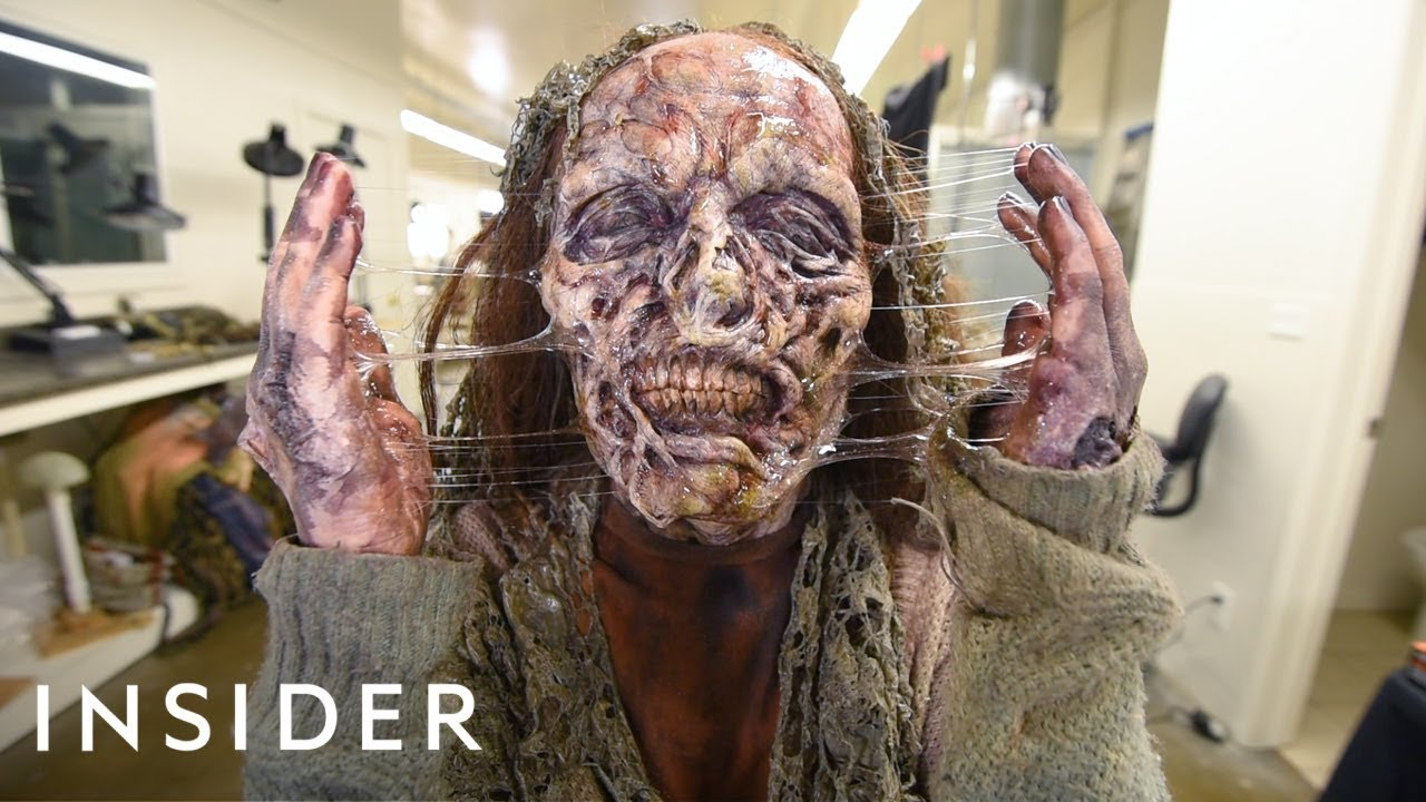 Download How A Hollywood Makeup Artist Turns Actors Into Zombies | Movies Insider