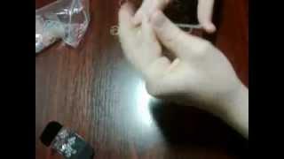 как сделать браслет из резинок на пальцах