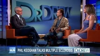 Phil Keoghan talks Multiple Sclerosis