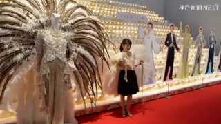宝塚歌劇の節目の年を記念した「宝塚歌劇100年展―夢、輝き続けてが―...