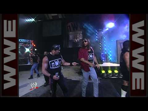 The nWo shows strength in numbers on WCW Monday Nitro