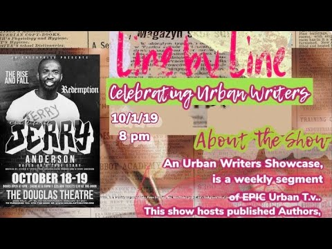 LINE BY LINE- S.1, Ep.3 JERRY ANDERSON THEATRE PLAY