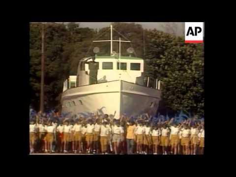 CUBA: CUBAN REVOLUTION CELEBRATIONS PREVIEW