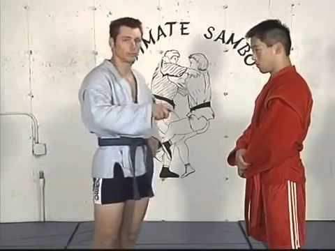 Sambo   Throws, Sweeps and Takedowns