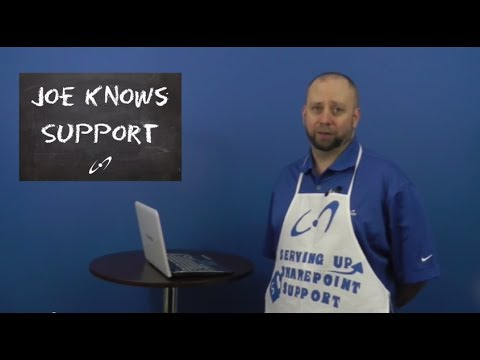 How to Use ULS Viewer | Joe Knows Support
