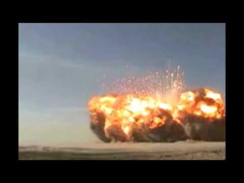 sonny russell  - 50 megatons vs nukes