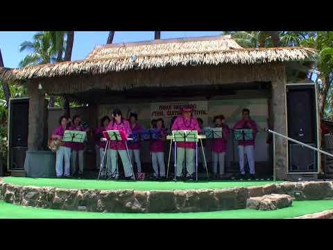 Yokohama Hawaiian Music Academy   Tiny Bubbles