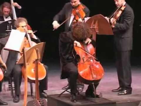 Tchaikovsky   Rococo Variations GAVRIEL LIPKIND Leads BCO 利普金與布魯塞爾室內樂團