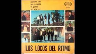 Los Locos Del Ritmo - Te quiero (Garage / Rock. México, 1966)
