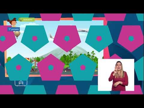 #AprendeEnCasa III | 5º Primaria | Geografía | Las redes que nos conectan | 21 de abril 2021