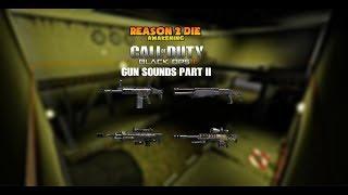 ROBLOX | R2DA | Call Of Duty: Black Ops 2 Gun Sound Replacement Part 2