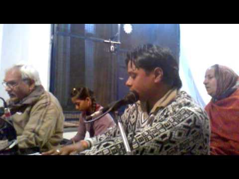 Ladli adhbhut nazara tere barsane me hai  By Amar saxena haridwar  9897975906