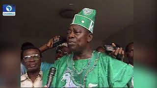 Throwback: A Few Officers Cannot Be More Than All Nigerians - MKO Abiola